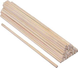 Square Wood Craft Dowel