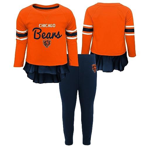 Outerstuff NFL Girls Mini Formation Long Sleeve Top   Legging Set 26036342c