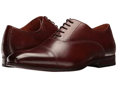 Florsheim Corbetta Cap Toe Oxford (Cognac Smooth) Men