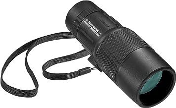 BARSKA New 10-25x42 mm Waterproof Fogproof Monocular Scope for Bird Watching/Hunting/Camping/Hiking/Golf/Concert/Surveillance
