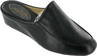 Cincasa Menorca Slip-On Lined Mens Slippers - Wine - Size 39 40 41 42 43 44