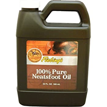 Fiebing's Neatsfoot Oil Leather Conditioner Size: 32 oz.