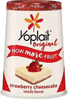 yoplait cheesecake yogurt