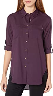 Women's Roll Sleeve Tunic