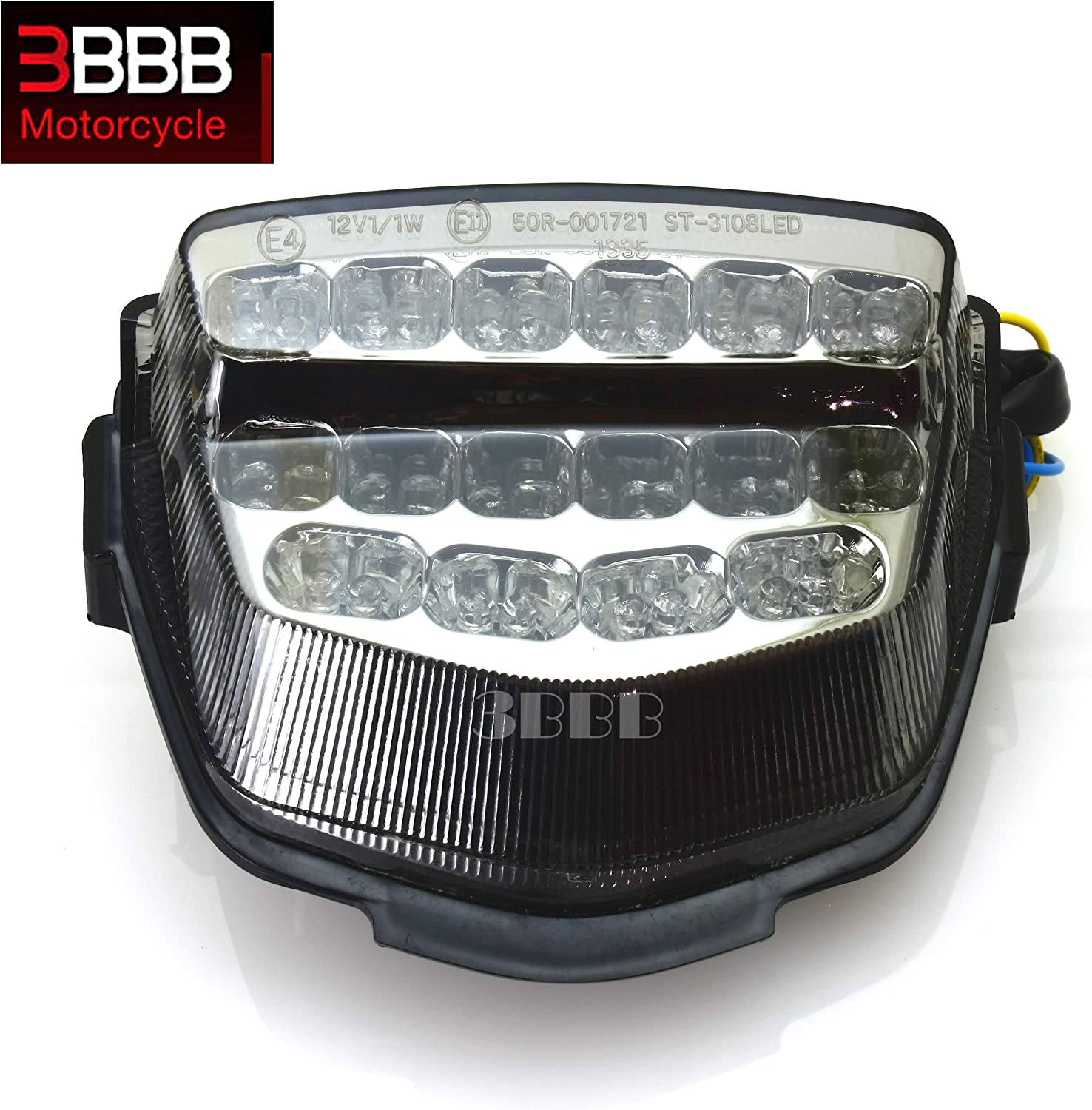 LED Integrated TAILLIGHT+TURN Free shipping New SIGNALS CBR1000RR HONDA For Ranking TOP2 E-MARK