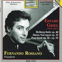 Peer Gynt suite No. 2, Op. 55 : IV. Canzone di Solveig, Andante, Allegro tranquillamente (Rielaborazione di Fernando Rossano)