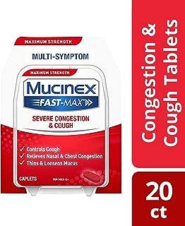 Best mucinex dm 600 pill Reviews