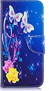 NEXCURIO Samsung Galaxy A50 Wallet Case with Card Holder Folding Kickstand Leather Case Flip Cover for Galaxy A50 - NEBFE040031#1