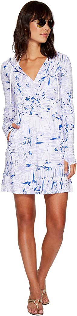 Lilly Pulitzer UPF 50+ Rylie Cover-Up Dress