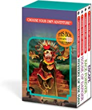 Mystery of the Maya/House of Danger/Race Forever/Escape (Choose Your Own Adventure 5-8)
