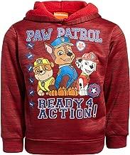 Nickelodeon Paw Patrol Boys Fleece Pullover Hoodie (Toddler/Little Kid)