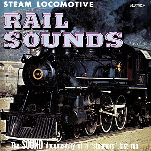 Amazon.com: Rail Sounds (Digitally Remastered): Steam ...