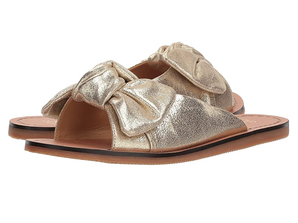 Seychelles Childlike Enthusiasm (Gold Leather) Women