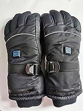 Winter Elektrisch Verwarmde Handschoenen Laad Verwarmingshandschoenen Outdoor Indoor Batterij-aangedreven Verwarming Winte...