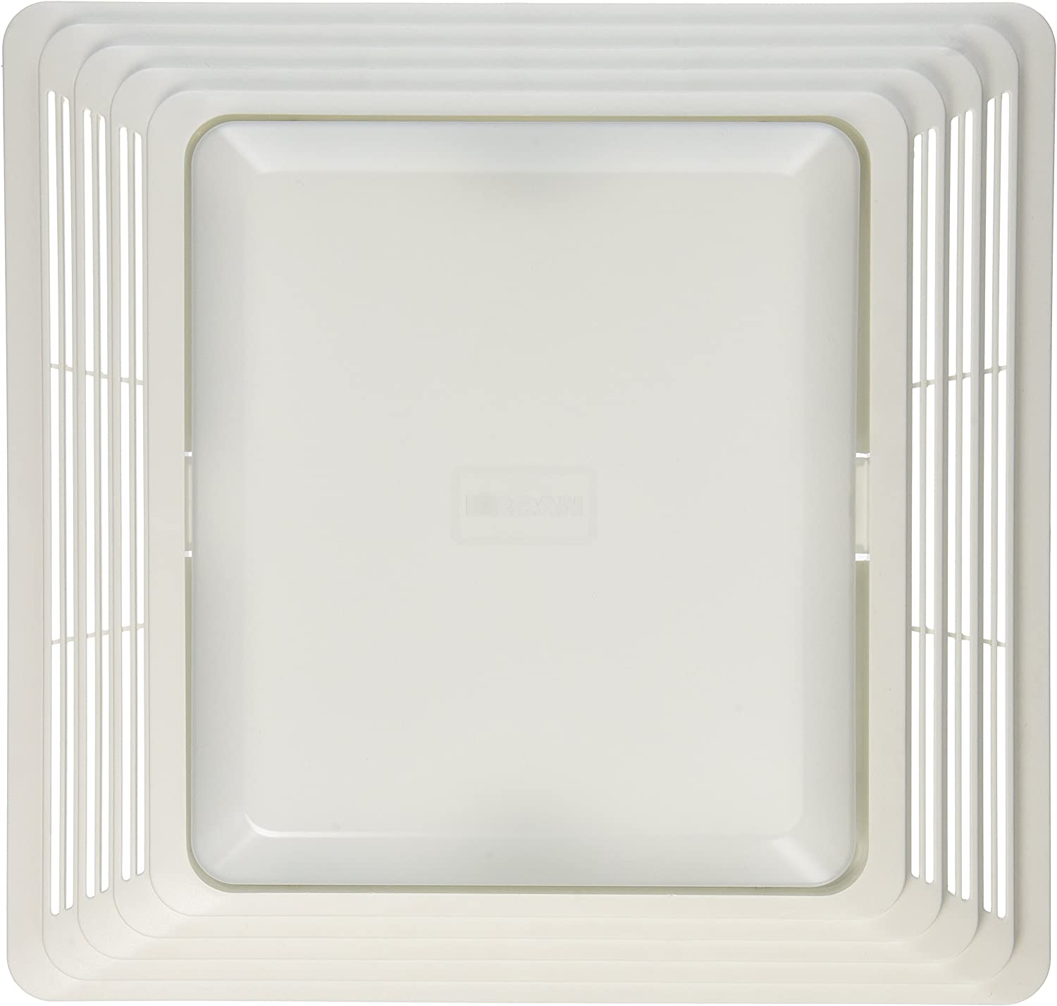 Amazon Com Broan S97014094 Bathroom Fan Cover Grille And Lens Home Kitchen