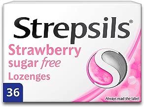 strepsils sugar free ingredients