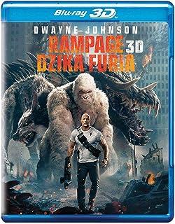 Rampage [Blu-Ray 3D] [Region Free] (English audio. English subtitles)