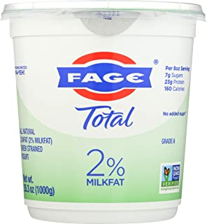 FAGE TOTAL, 2% Plain Greek Yogurt, 35.3 oz