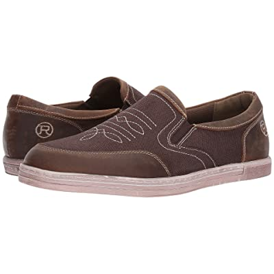Roper Vagabond (Brown Leather) Men