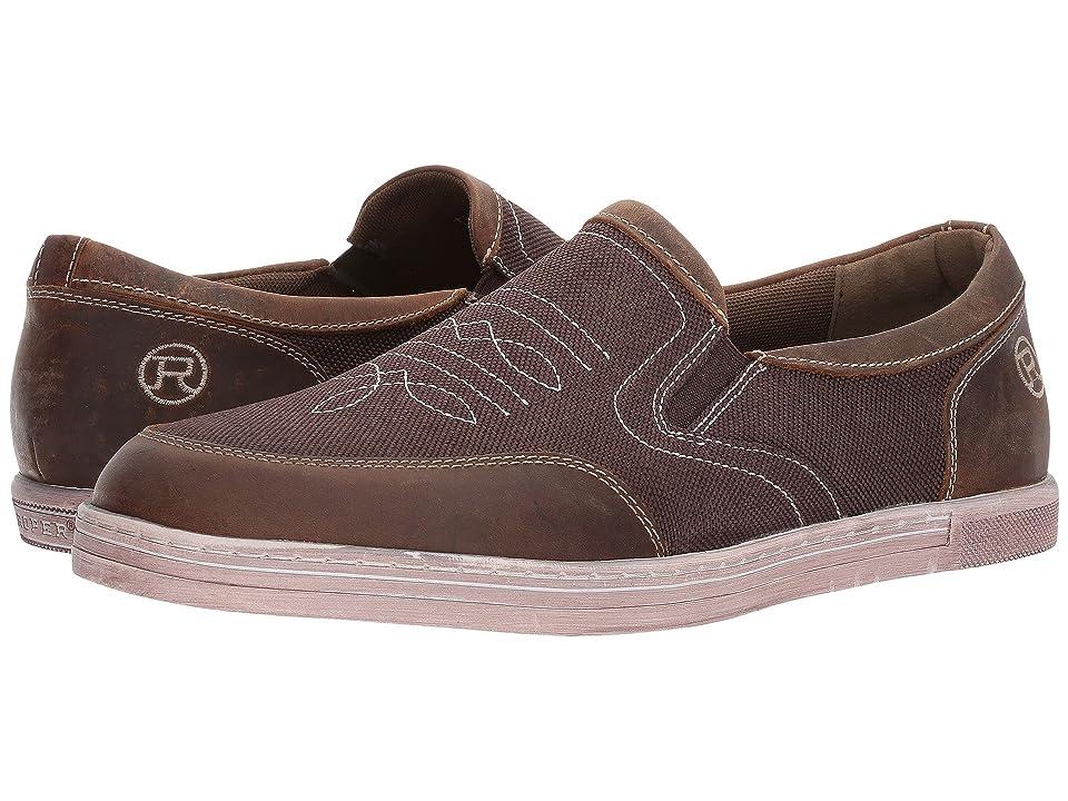 Roper Vagabond (Brown Leather) Men