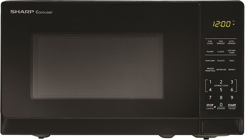Sharp ZSMC0710BB Affordable Microwave