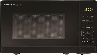 Sharp Microwaves ZSMC0710BB Sharp 700W Countertop Microwave Oven, 0.7 Cubic Foot, Black