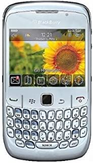 BlackBerry Curve 8520 Unlocked GSM OS 5.0 Cell Phone - White