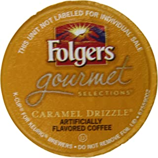 Folgers Gourmet Selections Caramel Drizzle K-Cups (48 count)
