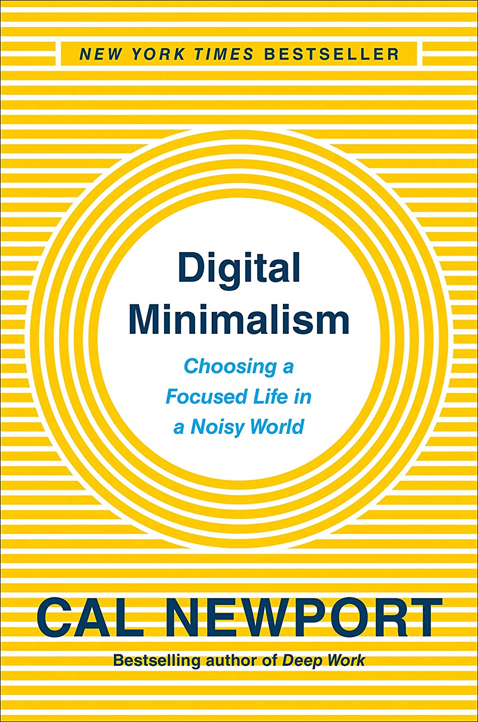 整然とした銃入浴Digital Minimalism: Choosing a Focused Life in a Noisy World (English Edition)