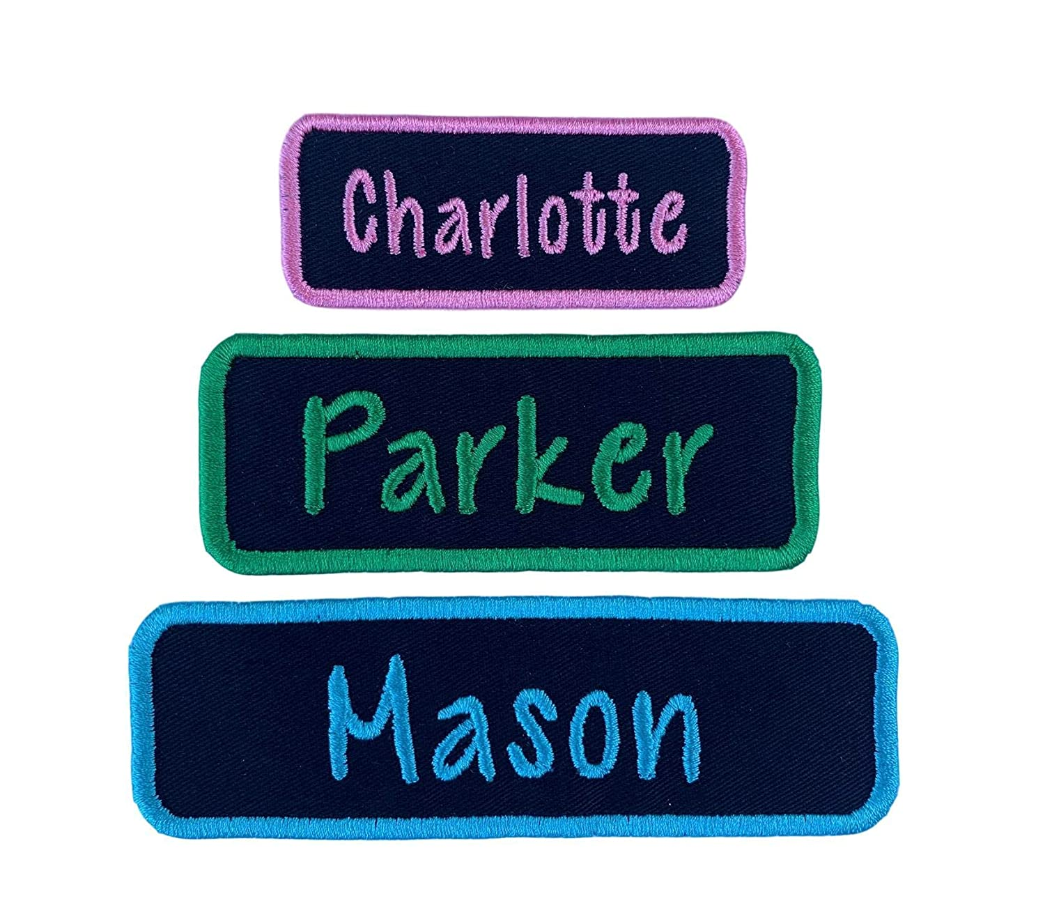 Custom Sale item Name Patch Personalized Tag Uniforms For specialty shop Backpacks - Ja