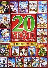 20-Movie Christmas Pack