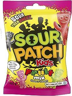 Sour Patch Kids Fruit Mix Sweets Bag, 160 g, 4086334