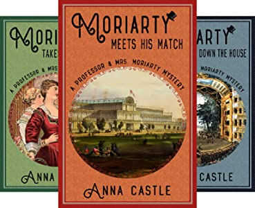 The Professor & Mrs. Moriarty Mystery Series