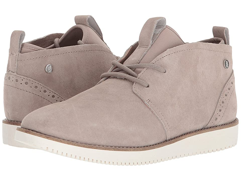 Hush Puppies Chowchow Chukka (Ice Grey Suede) Women