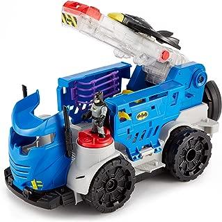 Imaginext Comando Móvel Mattel Cinza Cinza