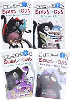 Splat the Cat: Big Reading Collection