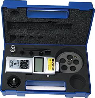 Shimpo DT-205LR-S12 Handheld Tachometer with 12