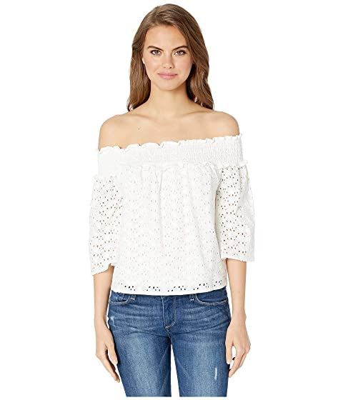 a638ee30c77b5c Jack by BB Dakota Eyelet You Know Top at Zappos.com