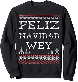 Spanish Ugly Christmas Sweatshirt - Mexican Sweatshirt
