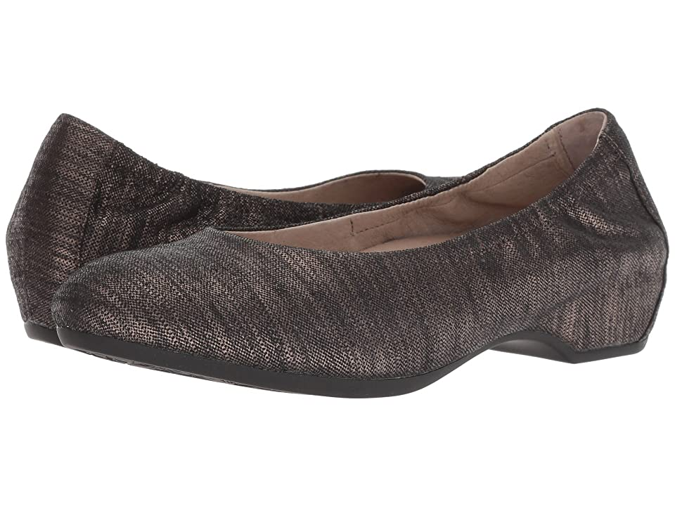 Dansko Lisanne (Pewter Textured Leather) Women