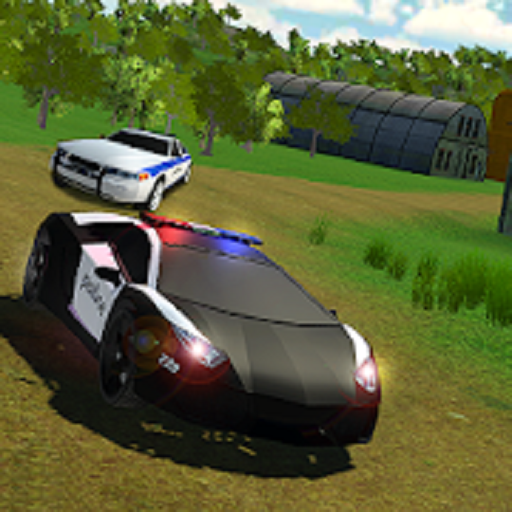 San Pedro Police Car Driving - Offroad Police Car Chase