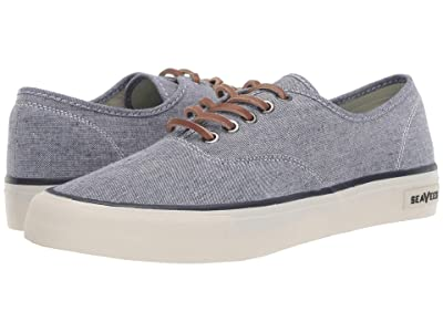 SeaVees Legend Sneaker Chambray (Navy Chambray) Men