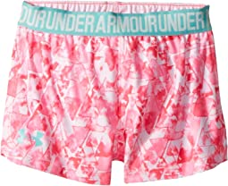 Aqua Geo Sprint Shorts (Little Kids)