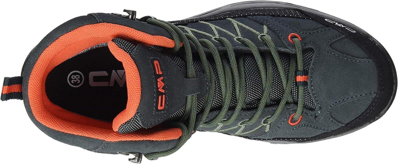 CMP Chaussures de Randonn/ée Hautes Mixte F.lli Campagnolo Kids Rigel Mid Trekking Shoe WP