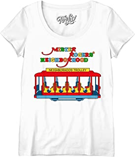 mr rogers trolley shirt