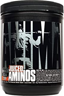 Animal Juiced Aminos - 6g BCAA/EAA Matrix plus 4g Amino Acid Blend for Recovery and Improved Performance - Orange - 30 Ser...