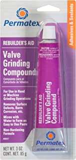 Permatex 80037-12PK Valve Grinding Compound, 3 oz. (Pack of 12)