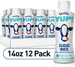 fairlife YUP! Low Fat Ultra-Filtered Milk, Dairy Licious, 12 Count