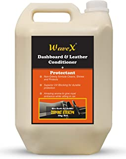 Wavex® Dashboard Polish and Leather Conditioner+Protectant (5Kg)