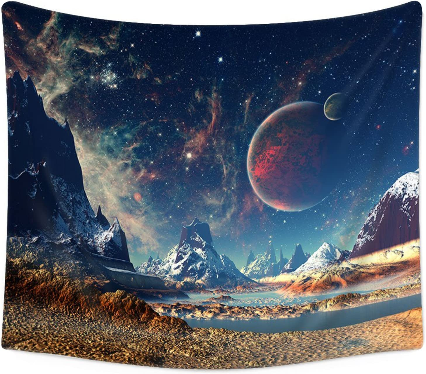 Sunm Boutique Quality inspection online shopping Tapestry Wall Galaxy Hanging Tapestr